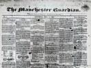 La prima edizione del Guardian, all'epoca chiamato The Manchester Guardian, pubblicata il 5 maggio 1821 (Wikimedia Commons, pubblico dominio)