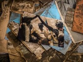 una foto del reportage sul Sudan del Sud, scattata da Dominic Nahr, pubblicata sul sito del National Geographic