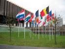 Corte di giustizia europea - foto di Cédric Puisney (bit.ly/2IWr5i8 - CC BY 2.0)