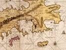 mappa storica delle Indie Occidentali Danesi - foto tratta dal sito www.sa.dk