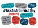 #AskAnArchivistDay