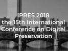 iPRES 2018