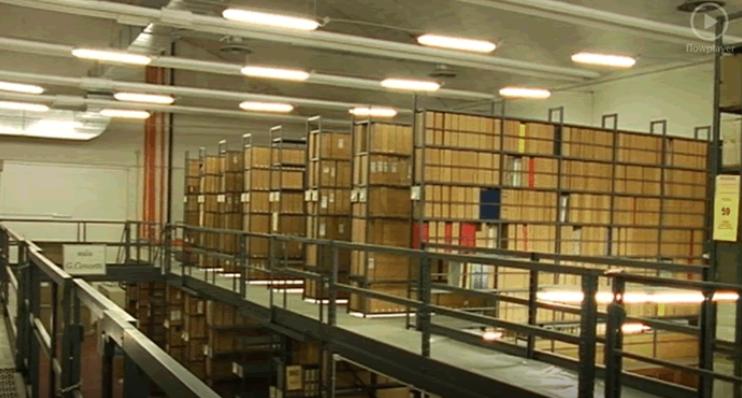 Anteprima del video sull'Archivio storico di San Giorgio di Piano