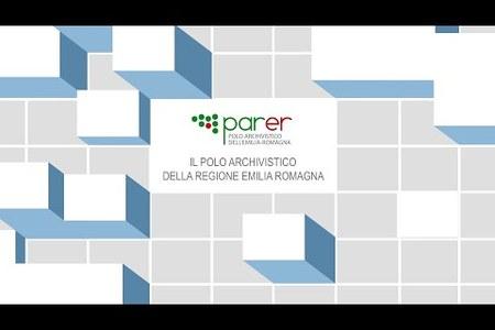 Il Polo Archivistico della Regione Emilia-Romagna