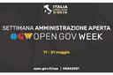 17-21 maggio: nuova edizione della Settimana dell'Amministrazione Aperta