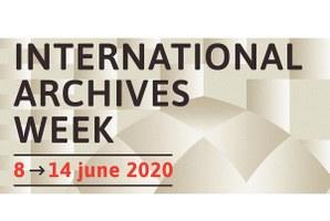 """La Settimana Internazionale degli Archivi dall'8 al 14 giugno: """"Empowering Knowledge Societies"""""""