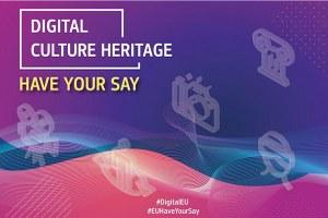 Patrimonio Culturale Digitale: al via una consultazione europea