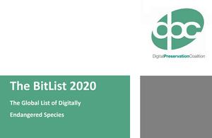 Pubblicata online la Global List of Digitally Endangered Species 2020