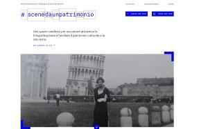 #Scenedaunpatrimonio: uno spazio condiviso per raccontare attraverso la fotografia privata e familiare il patrimonio culturale e la sua storia