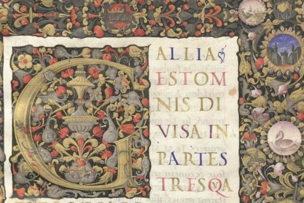 immagine tratta dal profilo Twitter della Biblioteca Ambrosiana