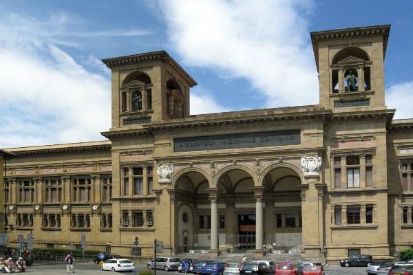 Biblioteca Nazionale Centrale di Firenze -  Wikipedia (CC BY-SA 3.0)
