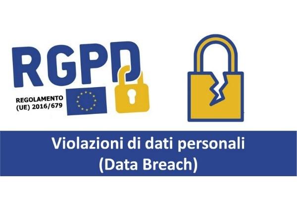 data breach - indicazioni del Garante Privacy