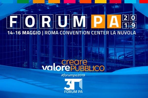 Forum PA 2019: Creare valore pubblico