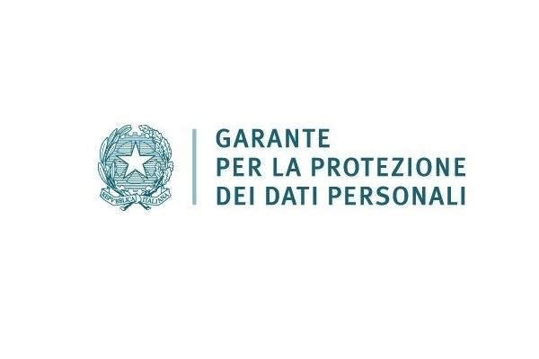 Garante per le protezione dei dati personali