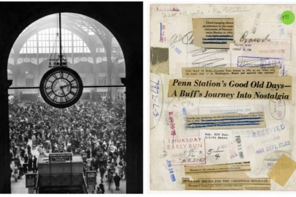 un record dell'archivio fotografico del New York Times