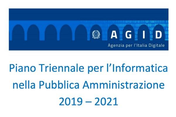 Piano Triennale per l'Informatica nelle PA 2019-2021