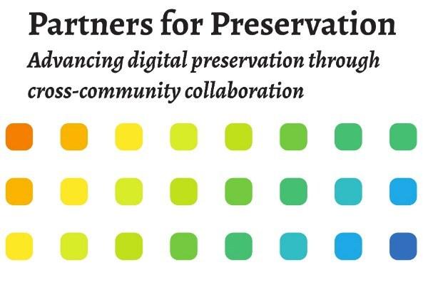 Partners For Preservation - Facet Publishing, 2018