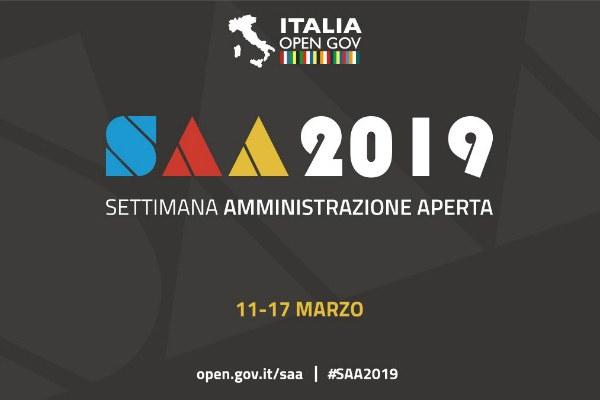Settimana dell'Amministrazione Aperta 2019