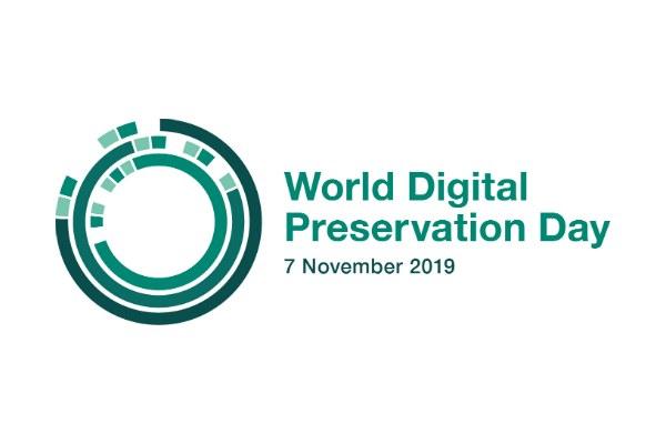 7 novembre 2019 - World Digital Preservation Day