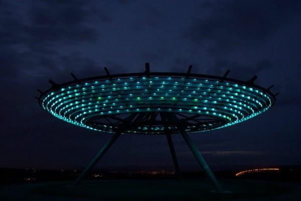 Halo Panopticon - foto di John Sargent (flic.kr/p/8FQzh5 - CC BY-NC-SA 2.0)