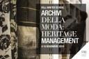 A Bologna il corso Archivi della moda: heritage management