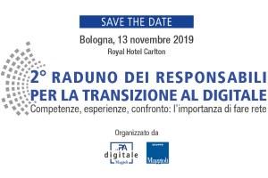 A Bologna il Raduno dei Responsabili per la transizione al digitale