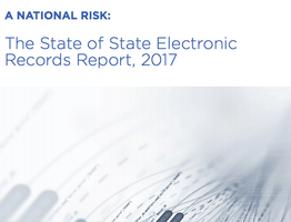 A National Risk: The State of State Electronic Records