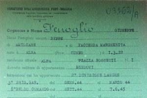 """A Torino la presentazione del portale """"Partigiani d'Italia"""""""