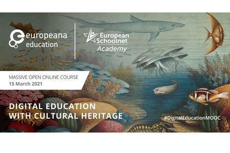 Al via i corsi online 'Digital Education with Cultural Heritage' a cura di Europeana