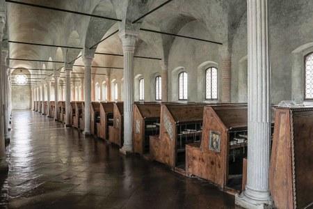 Anche la Biblioteca Malatestiana antica è sempre più digitalizzata