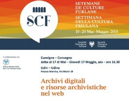 Archivi digitali e risorse archivistiche nel web