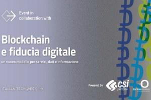 Blockchain e fiducia digitale