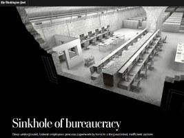 Boyers, Pennsylvania: nell'antro della burocrazia