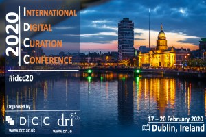 Call for papers: 15th International Digital Curation Conference