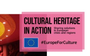 Cultural heritage in action! Alla ricerca di buone pratiche sul patrimonio culturale