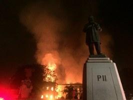 """L'incendio di Rio e l'importanza dei """"back up digitali"""" dei patrimoni culturali"""