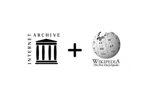 Da Wikipedia all'Internet Archive