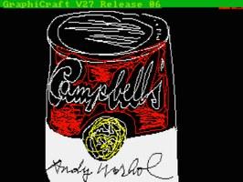 Dai floppy disk al museo: recuperate le opere digitali di Andy Warhol