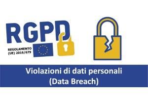 Data breach: le indicazioni del Garante
