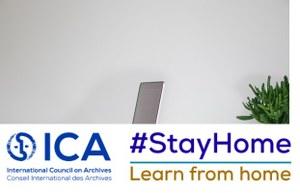 ICA e #StayHome: a disposizione della comunità archivistica due corsi online