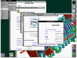 Il regalo del CERN: per i 20 anni del web di nuovo on line la prima pagina