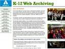 K-12, in America il Web Archiving parla il linguaggio dei più giovani