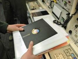 La rivincita del vintage: nei floppy disk il controllo dell'arsenale nucleare americano