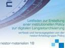 Le linee guida made in Germany sulla conservazione a lungo termine
