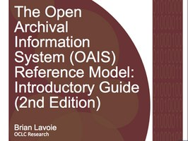 OAIS Introductory Guide (2nd Edition)