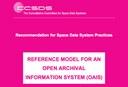 On line la nuova versione dello standard OAIS