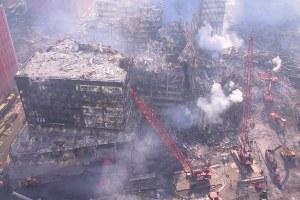 Online gli scatti inediti di Ground Zero