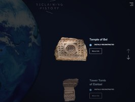 ReclaimHistory.org, i monumenti distrutti rivivono on line col crowdsourcing