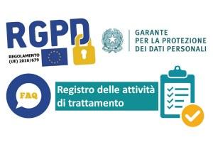 Registro dei trattamenti: le istruzioni del Garante Privacy