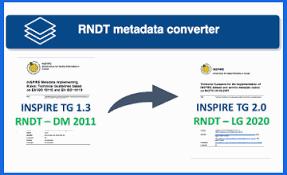 RNDT metadata converter, lo strumento per le PA